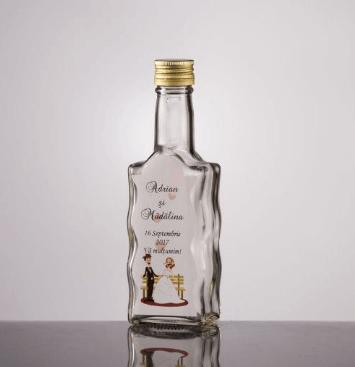 sticla nunta